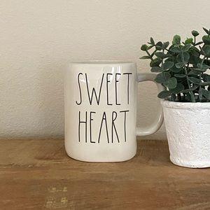 Rae Dunn SWEETHEART mug
